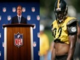 NFL Overreaching With Threat Of Player Suspension?