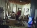 Nanny Cam Captures Armed Robber Breaking Into Atlanta Home