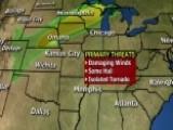 National Forecast For Tuesday, September 6