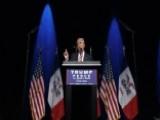 New Polls Showing Revenge Of 'deplorables'?