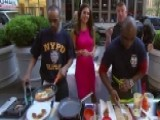 NYPD Vs. FDNY: 'Battle Of The Badges' Cook-off