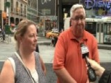 New York City Bombing Doesn't Scare Tourists