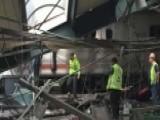 NJ Train Crash Sparking Debate Over Infrastructure Spending
