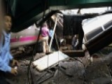 NTSB Recovers One Data Recorder From New Jersey Train Crash