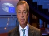 Nigel Farage To Trump: Don't Take Abuse From A Clinton