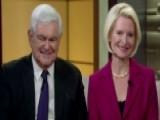 Newt And Callista Gingrich Discuss Their New Books