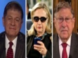 Napolitano, Sununu On How Clinton Bombshell Will Play Out