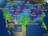 National Forecast For Monday, November 14