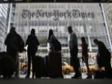 NYT Publisher Says Trump Will Be Covered Without Bias