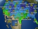 National Forecast For Tuesday, November 15