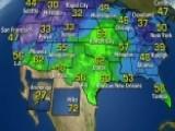 National Forecast For Thursday, November 17