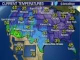 National Forecast For Monday, November 21