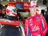 NASCAR Racer Driven To Win Despite Type 1 Diabetes
