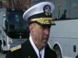 Navy Admiral Talks Readiness And Deployment Challenges