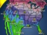 National Forecast For Friday, December 16