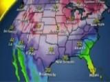 National Forecast For Monday, December 19