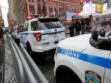 NYPD Taking Added Measures For Times Square NYE Celebrations