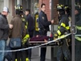 NTSB Investigators Head To Brooklyn Train Crash Site