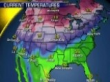National Forecast For Friday, January 13