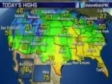 National Forecast For Monday, February 20