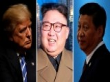 North Korea Threat Looms Over Trump's Meeting With China