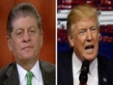 Napolitano: Intel World Battling For Heart And Soul Of Trump