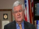 Newt Gingrich Scores Trump, Congress' First 100 Days