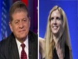 Napolitano On Students' Lawsuit Over Coulter Cancellation