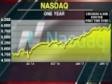 Nasdaq Hits 6,000 For First Time Ever