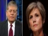 Napolitano: The Problems With The Sally Yates Testimony