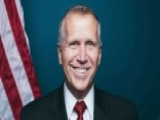 North Carolina Senator Thom Tillis Rushed To Hospital