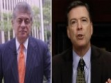 Napolitano: Expect 'Citizen' Comey During Testimony