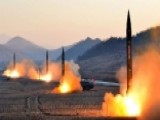North Korea Fires Salvo Of Surface-to-ship Missiles