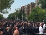 NYPD Cops Turn Their Backs On Mayor De Blasio