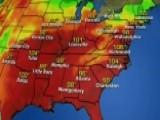 National Forecast For Thursday, July 13