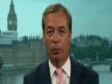 Nigel Farage Talks Media Hysteria Over Russia