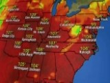 National Forecast For Friday, July 21