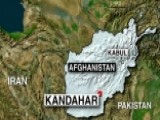 NATO Convoy Attacked In Afghanistan's Kandahar Province