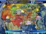 National Forecast For Thursday, August 10