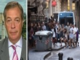 Nigel Farage: Frankly The Whole Thing Is Madness