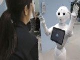 New Worries About Robots Taking Jobs