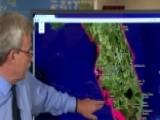 National Hurricane Center Provides An Update On Irma