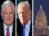 Newt Gingrich: Trump And The Congress Need Each Other