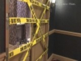 New Video Of Gunman's Hotel Room After Shooting