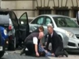 Nigel Farage Reacts After Car Strikes Pedestrians In London