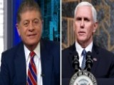 Napolitano: Would Dems Rather Work With 'President Pence'?
