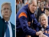 New Book Exposes Bush Family's Feelings Toward Trump