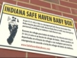 Newborn Left In 'baby Box' At Fire Department