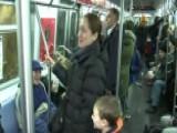 NYC Subway Takes On Political Correctness