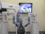 New Robotic Surgery System Debuts In Florida Hospital
